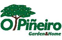 O Piñeiro, centro de jardinería logo