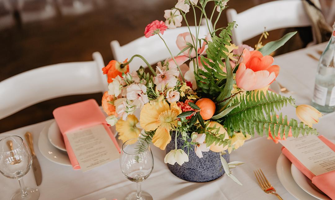 La importancia de las flores en la decoraci n de eventos for Importancia de un vivero